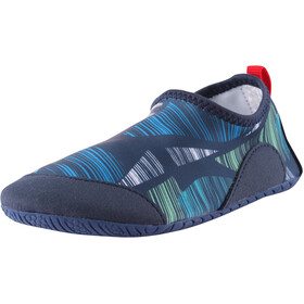 Reima Twister Slippers Kids navy blue